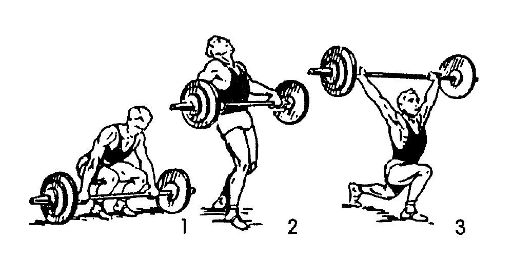 Gewichtheben_Reißen